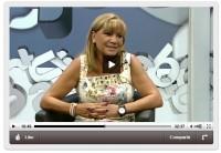 Amparo Mora parla d'Adolescents SENSE Violència de Gènere en Llevant TV