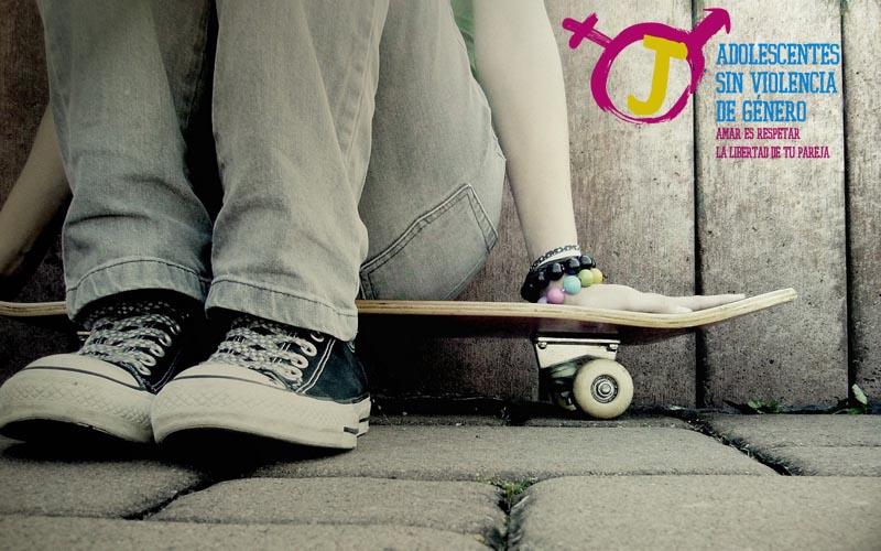 adolescentes sin violencia de genero relatos