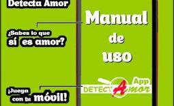Manual de uso App DetectAmor